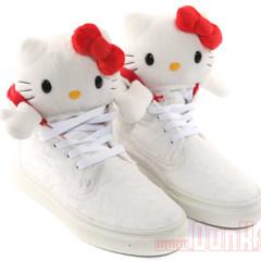 Foto 4 de 8 de la galería zapatillas-hello-kitty en Trendencias Lifestyle