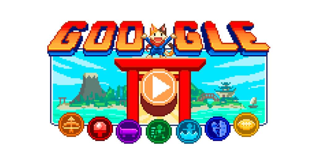 El mejor juego de Google hasta la fecha es un RPG de 8 bits ambientado en los Juegos Olímpicos al que ya puedes jugar