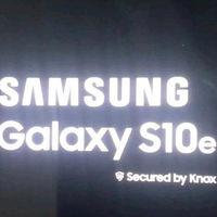 El Samsung Galaxy S10e se filtra al completo: nuevas imágenes revelan más detalles del modelo más básico de la gama S10