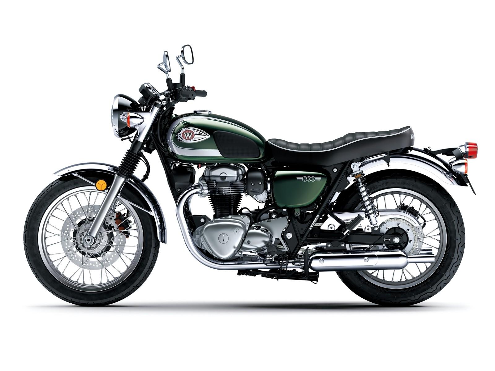 Foto de Kawasaki W800 2020 (45/48)