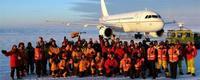 La Antártida, más cerca