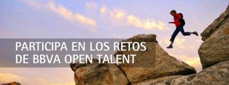 Concurso BBVA Open Talent, 10000 euros para las mejores aplicaciones en móviles y en facebook