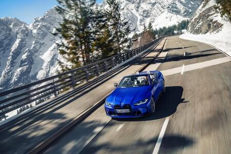 BMW M4 Competition Cabrio 1