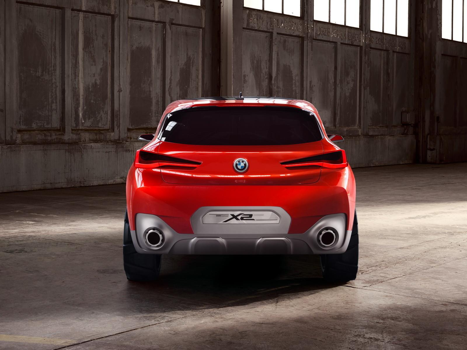 Foto de BMW X2 Concept (4/15)