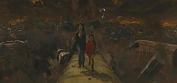 Una secuencia de Re-Cycle que también valdría para Silent Hill