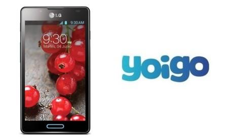 Precios LG Optimus L7 II con Yoigo
