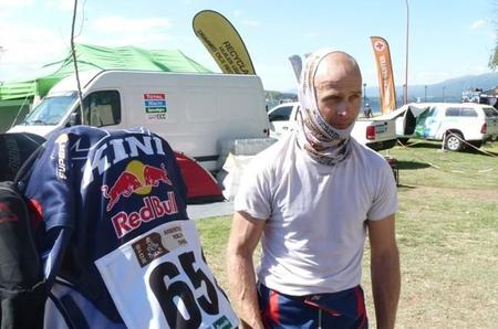 Jurgen van den Goorbergh Etapa1 Dakar2015