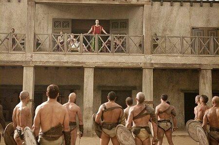 'Spartacus' llega esta noche a Cuatro