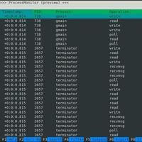 Microsoft libera como código abierto una versión para Linux de su herramienta de diagnóstico Process Monitor