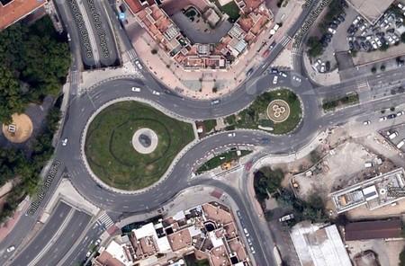 Rotonda Doble Infinito Alcobendas