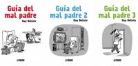 Las 'guías del mal padre' de Guy Delisle