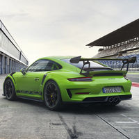 Video: El Porsche 911 GT3 RS 2019 nos muestra de qué está hecho
