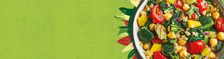 Cabecera Green Cuisine Veggie Bowls