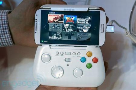 Anunciado un pad oficial para el nuevo Samsung Galaxy S4