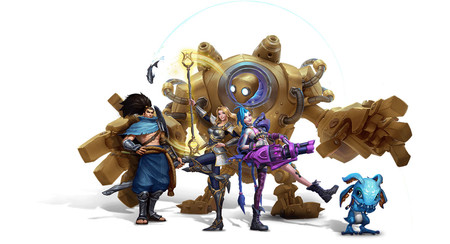 League of Legends llegará a móviles con Wild Rift, TeamFight Tactics y un juego estilo Hearthstone
