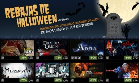 Halloween en Steam