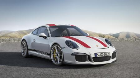 Porsche 911 R 02