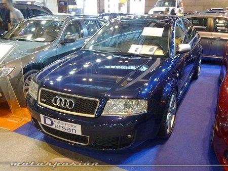 Audi RS6 en el Salón del VO