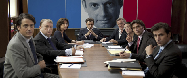 'De Nicolas a Sarkozy'