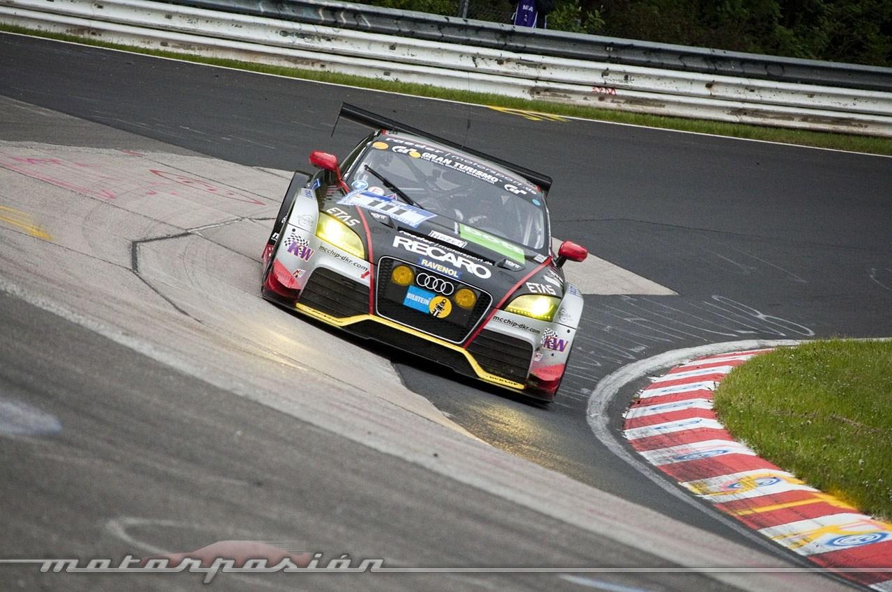 Foto de La increíble experiencia de las 24 Horas de Nürburgring (90/114)
