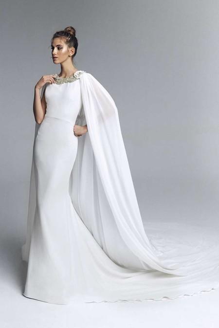ae31595b1a Las 9 tendencias de novia que tienes que saber si te casas en 2018