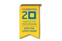 Intel celebrará 20 años de la marca Pentium con versión desbloqueada
