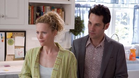 Paul Rudd en 'This is Forty', de Judd Apatow, y 'The Perks Of Being A Wallflower'