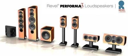 Harman's Revel actualiza su línea de altavoces de gama media-alta