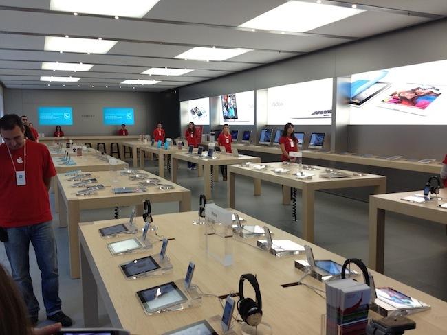 Foto de Apple Store Calle Colón (Valencia) (47/90)