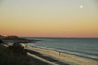 Patagonia Argentina: Playa de Las Grutas