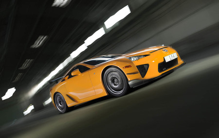 Lexus Lfa Nuerburgring Performance Package