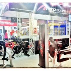 Foto 6 de 18 de la galería feria-del-fitness-y-bodybuilding-fibo-2013 en Vitónica