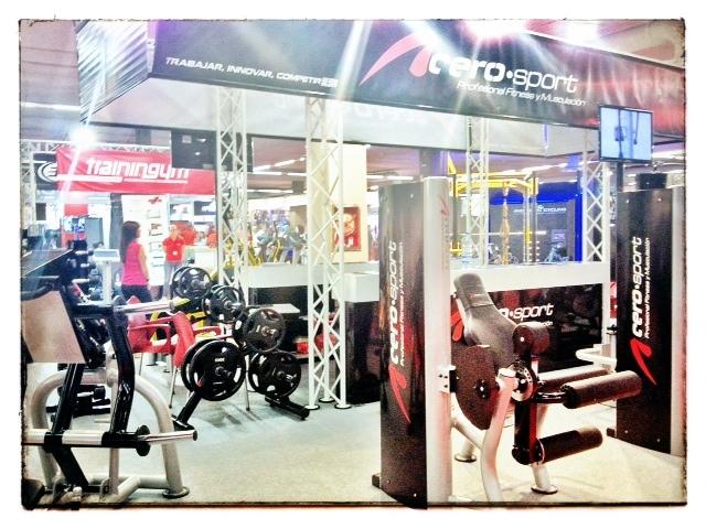 Feria del Fitness y Bodybuilding FIBO 2013