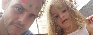 Esta fue la emotiva reacción de Bruna, la hija de Álex Casademunt, tras la muerte de su padre