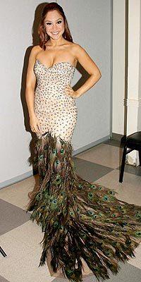 Foto de Los vestidos más feos del año 2007 (2/6)