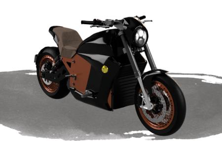 Evoke 6061 Moto Electrica China 2020 1