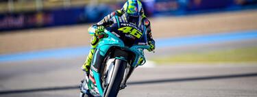 """Valentino Rossi va antepenúltimo de MotoGP con solo cuatro puntos en cuatro carreras: """"Se nos acaban las ideas"""""""