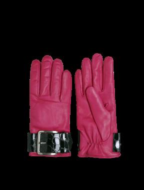 Emporio Armani 2008: color en tus manos con guantes de piel