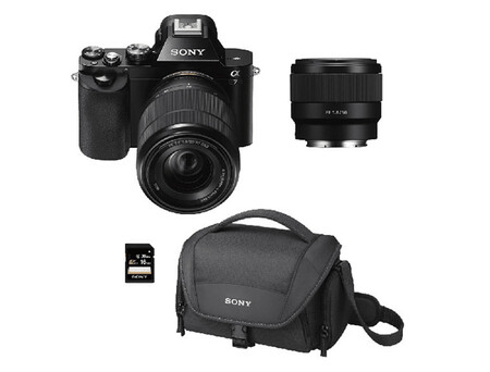 Sony A7 Pack Con50mm