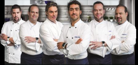 Aprende a cocinar en internet de la mano de Samsung y los mejores chefs de Latinoamérica