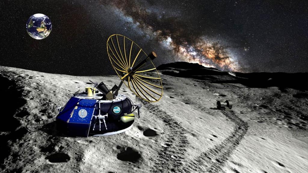 Moon Express Lunar