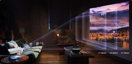 Xgimi lanza Elfin, su nuevo proyector portátil DLP LED con resolución Full HD,  sonido Harman Kardon y Android TV 10
