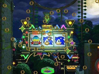 El nuevo gameplay de Sonic Forces nos lleva de visita al Casino Forest con el Sonic clásico