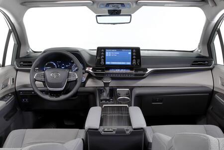 Toyota Sienna 2021 Minivan Hibrida Precio Mexico 20a