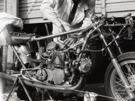 Ducati 500 twin GP