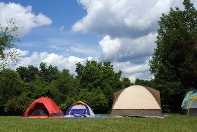 Camping en Central Park