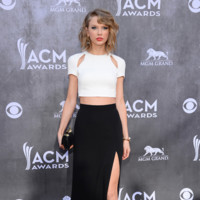 Taylor Swift Academy of Country Music Awards 2014