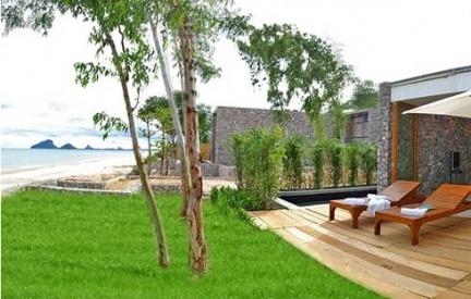 X2 Resort Kui Buri: Naturaleza y tranquilidad