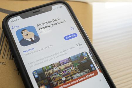 Registro previo en App Store