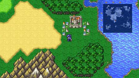 Final Fantasy IV 'Pixel Remaster' ya tiene fecha de lanzamiento: llegará a iOS y Android en septiembre